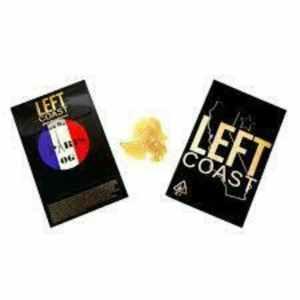 Left Coast Extracts Paris OG Shatter Nug Run