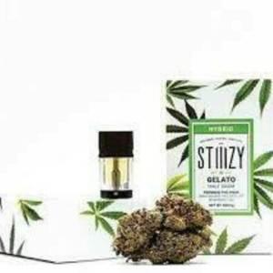 STIIIZY Gelato Premium Half Gram THC POD