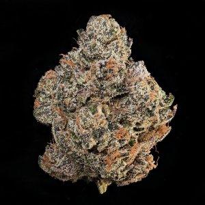 Gushers (Indica) Dominant (Hybrid)- 65% Indica/ 35% Sativa THC:15%-23%, CBD-1%