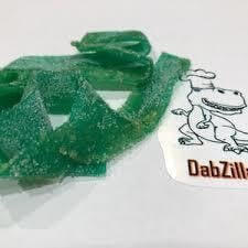 DABZILLA 500MG APPLE BELTS