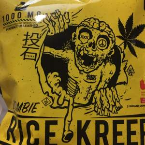 Zombie 1000MG Rice Kreepy