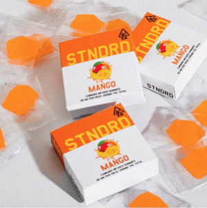 MANGO 400MG SATIVA STNDRD CONTAINIG (4) GUMMY PIECES