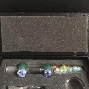 CUSTOM GLASS NECTAR COLLECTOR KIT