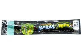 RICK AND MORTY MEDICATED NERDS ROPE – 600MG THC