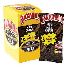 5 PACK ORIGINAL BACKWOODS