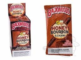 5 PACK HONEY BOURBON BACKWOODS