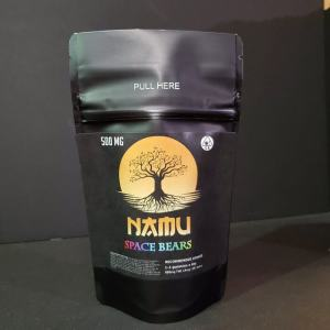 NAMU 500MG CANNABIS INFUSED SPACE BEARS