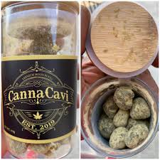 CANNA CAVI NERDZ CANNABIS INFUSED FULL GRAM PREMIUM MOON ROCKS