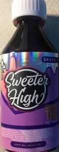 SWEETER HIGH GRAPE 1000MG THC SYRUP