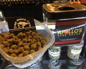 APOLLO'S FIRE ROCKS CANNABIS INFUSED 1 GRAM PEACH