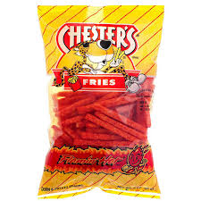 DEVOUR CHESTER'S HOT FRIES 600MG CANNABIS INFUSED