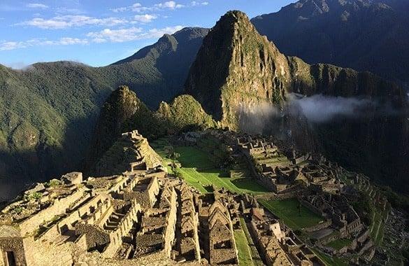 what is Machu Picchu
