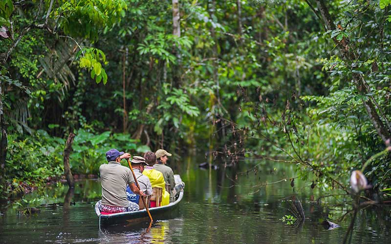 travel to the amazon peru