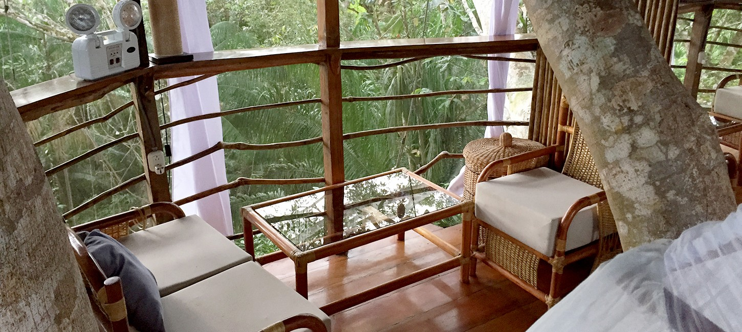 treehouse lodge Iquitos peru