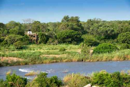 Treehotel in South Africa - Lion Sands Chalkley Treehouse-001