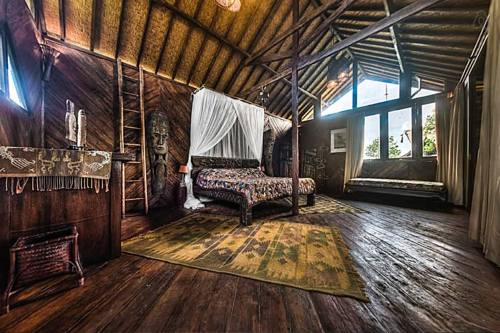 Tree House Hotel In Indonesia Charming Hideaway In Bali