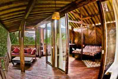 Tree house hotel in Indonesia: Charming Hideaway in Bali ...