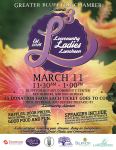 Lowcountry Ladies Luncheon Poster