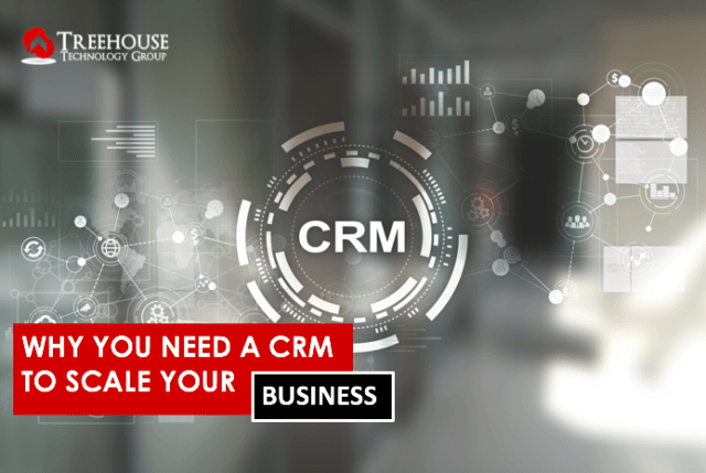 Why You Need a CRM to Scale Your Business - Customer Relationship Management
