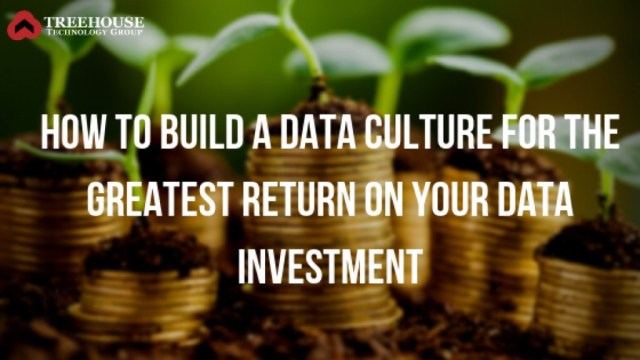 How to Build a Data Culture