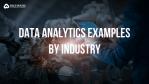 industry specific data analytics examples