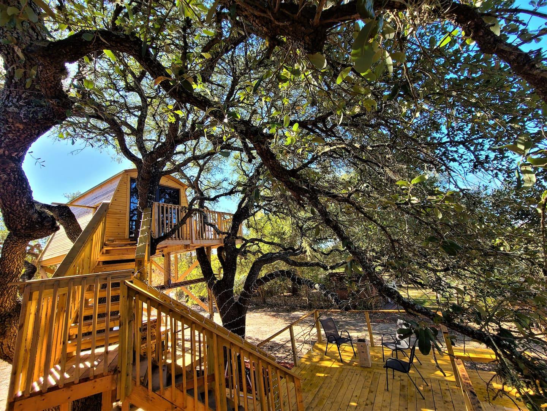 Canyon Lake Treehouse