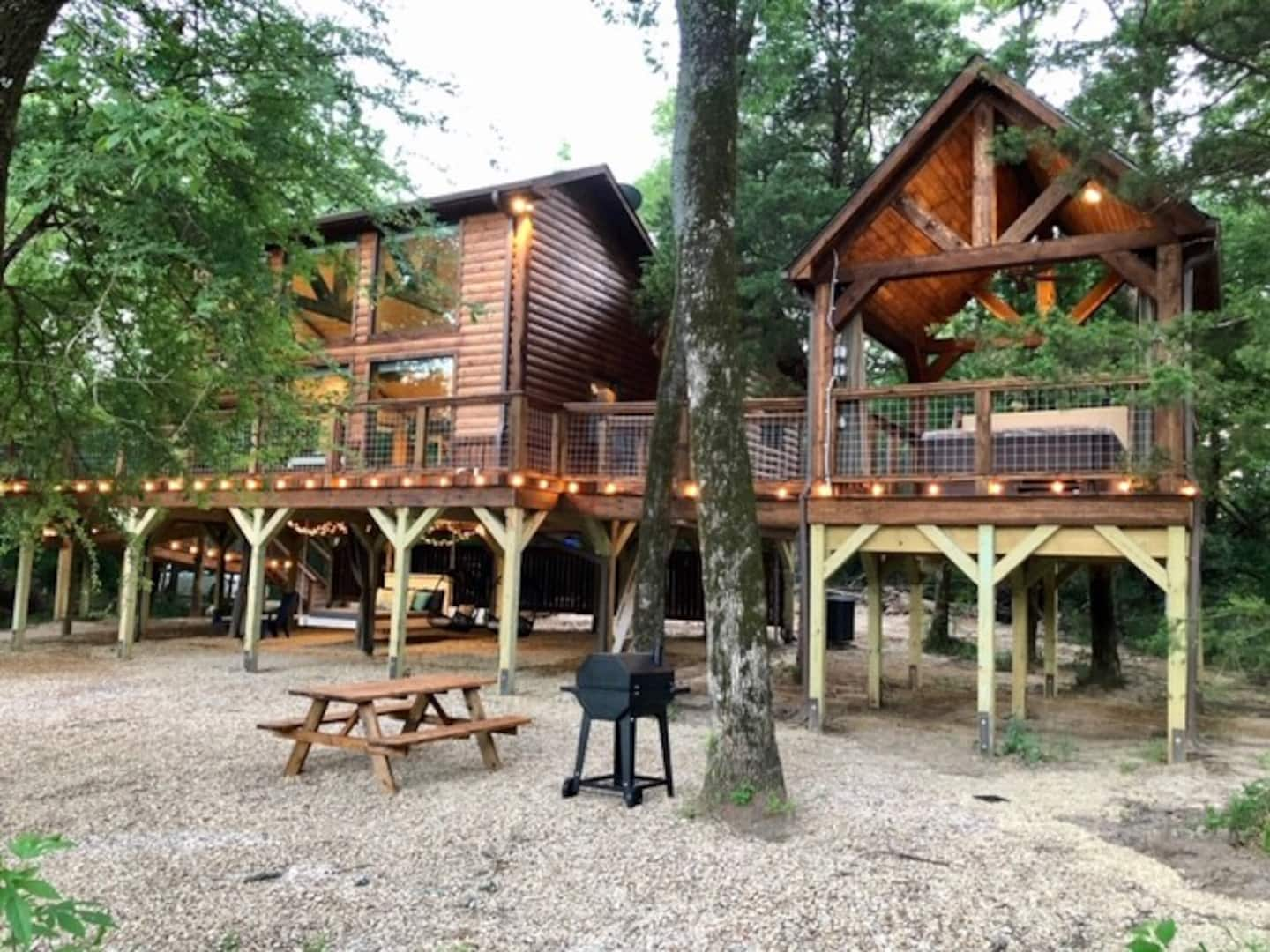 Southern Dream-Brand New Luxury Treehouse