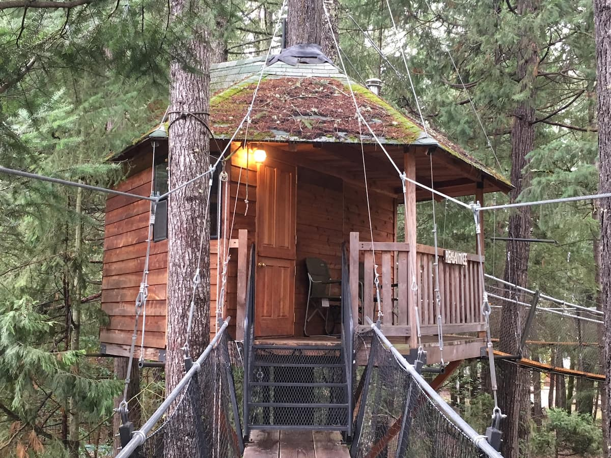 Pleasantree | Out 'n' About Treehouse Treesort Airbnb