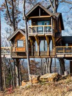 Sanctuary, Treehouses of Serenity