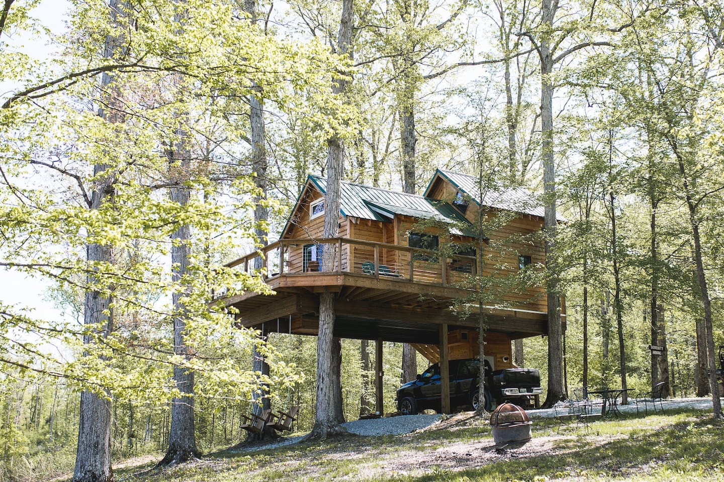 Serenity House - treehouse rentals tennessee airbnbSerenity House - treehouse rentals tennessee airbnb