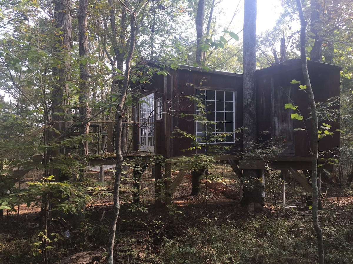 The Nest — Adult Treehouse near Nashville, TN