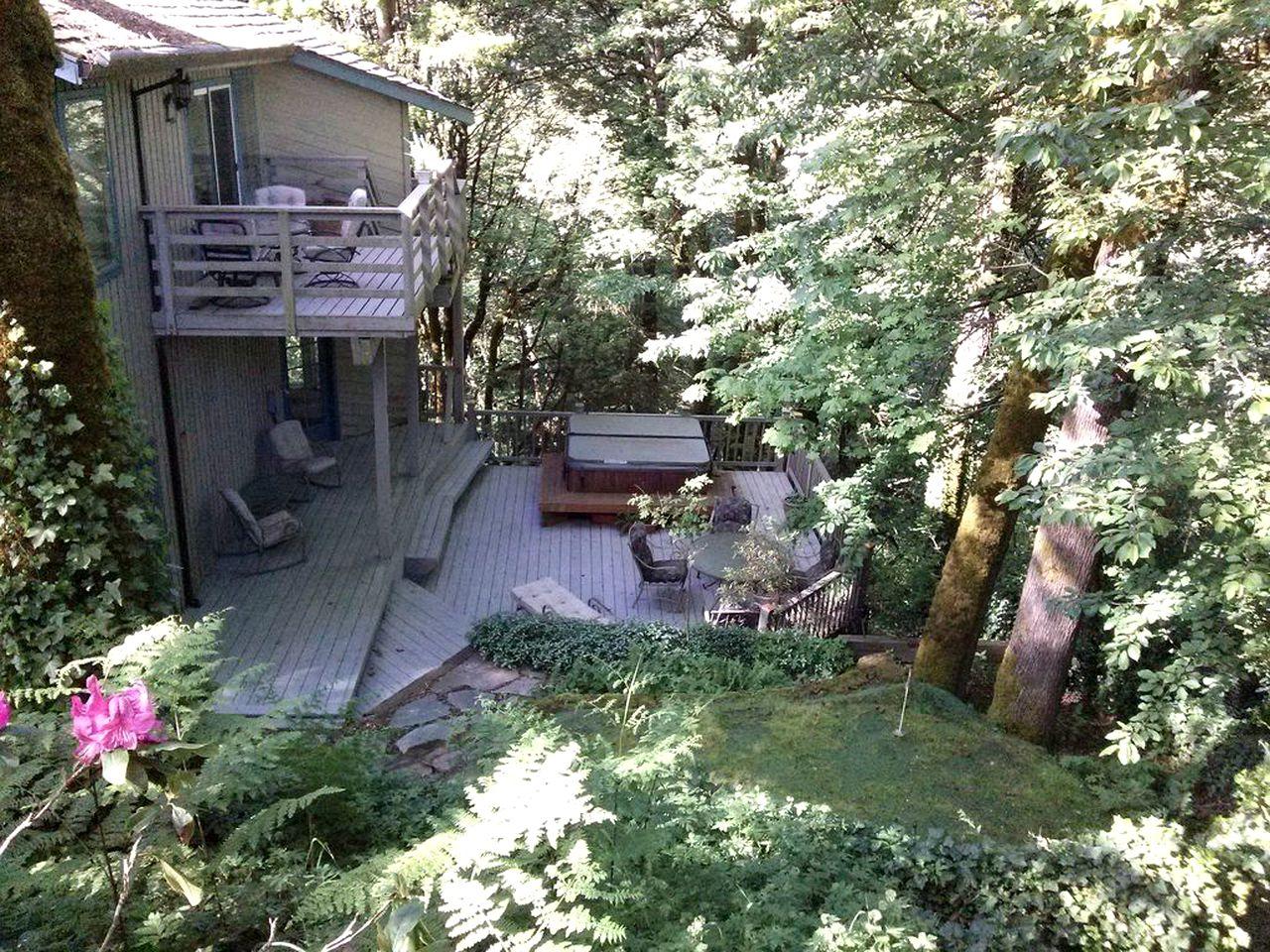 West Linn Treehouse