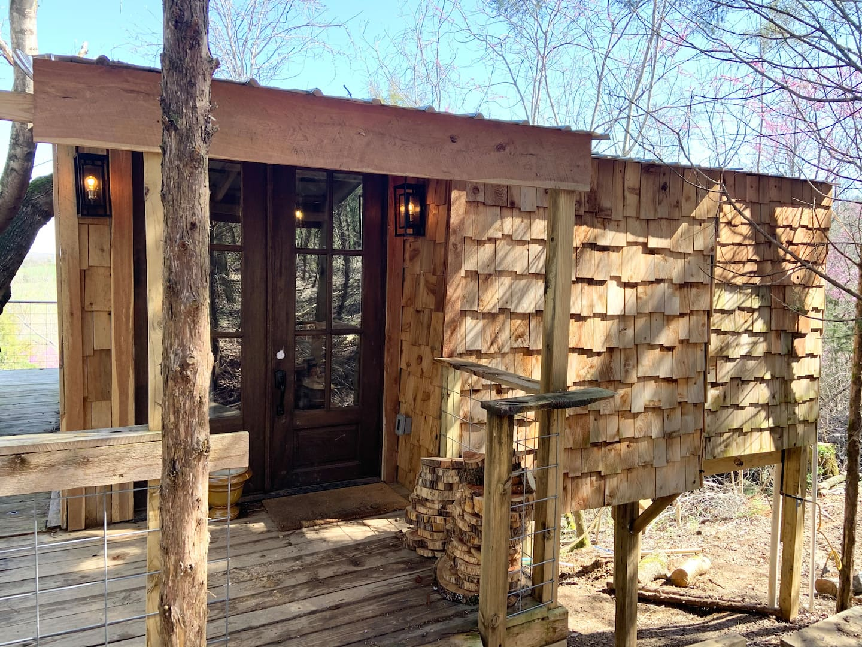 Woodberry's Farm Treehouse