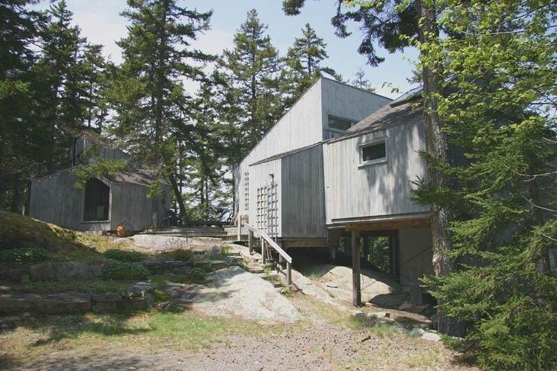 Treehouse Maine Rental