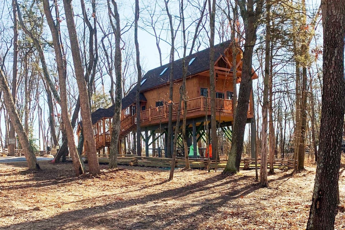 Eagles Nest Tree House