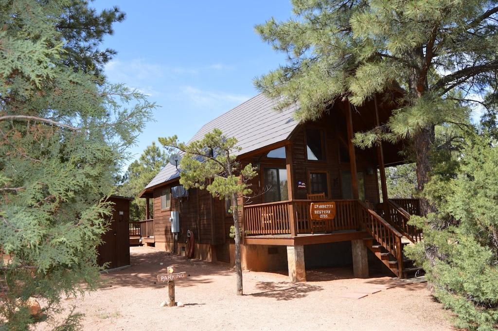 A Frame Cabin Arizona