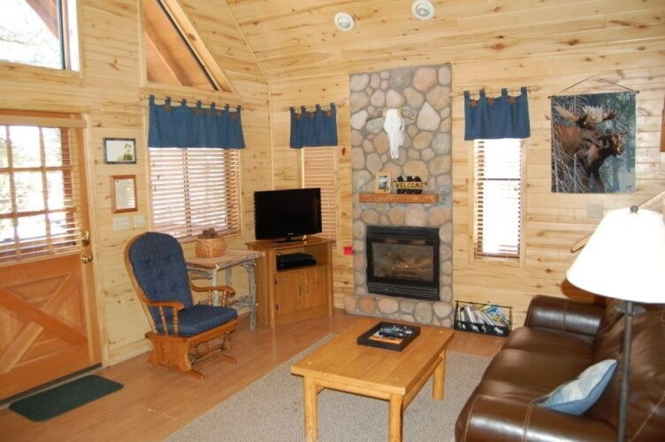 A Frame Cabin Treehouse Arizona
