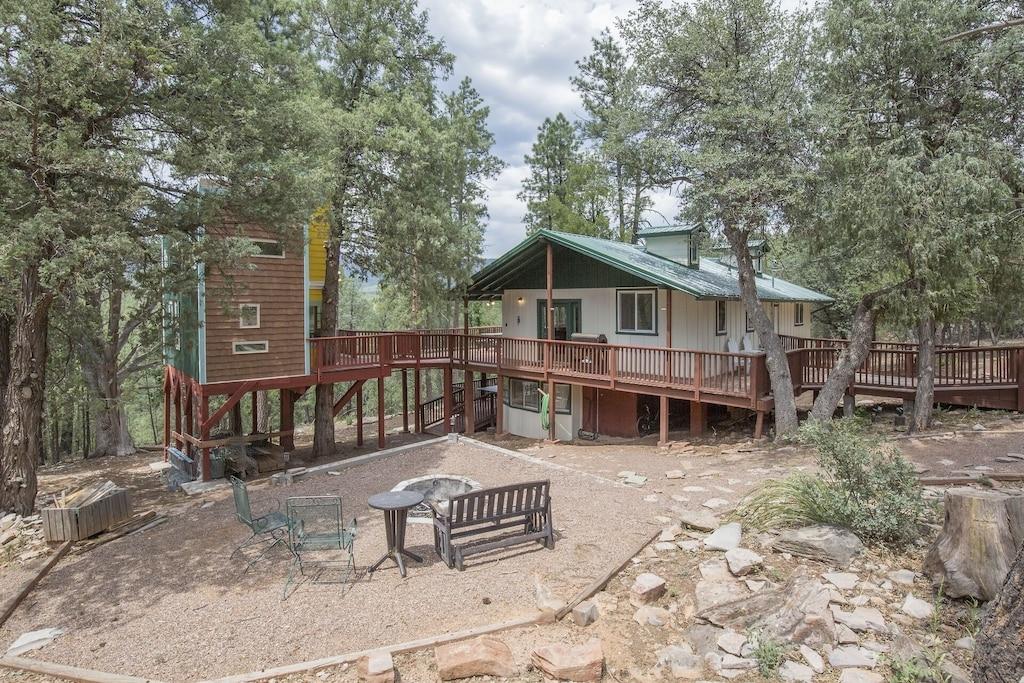 Best Treehouse Rental in Arizona