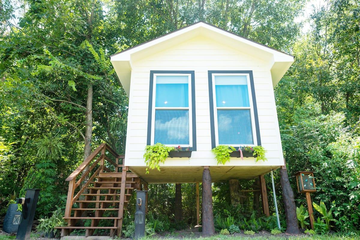 Casa Castagna Treehouse Louisiana