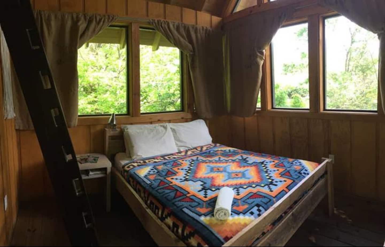 Gatlinburg Luxury Tree House Airbnb