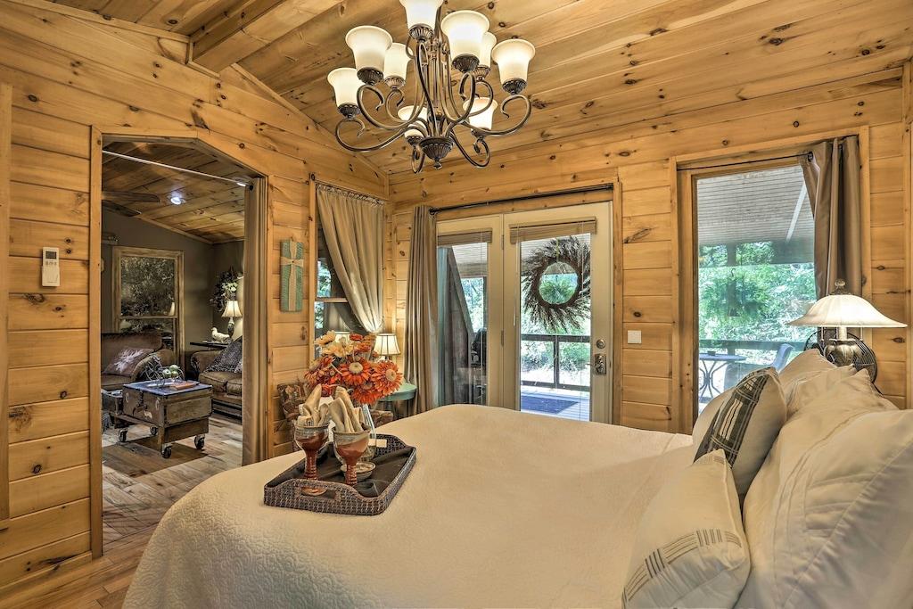 Romantic Treehouse Alabama