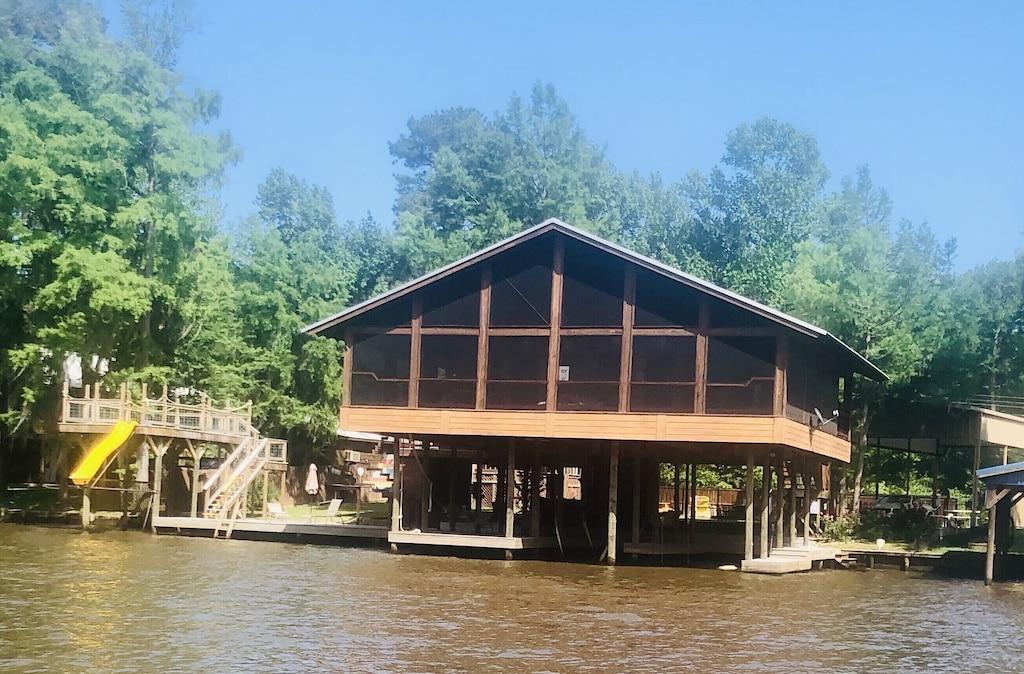 Tree House Rental Louisiana
