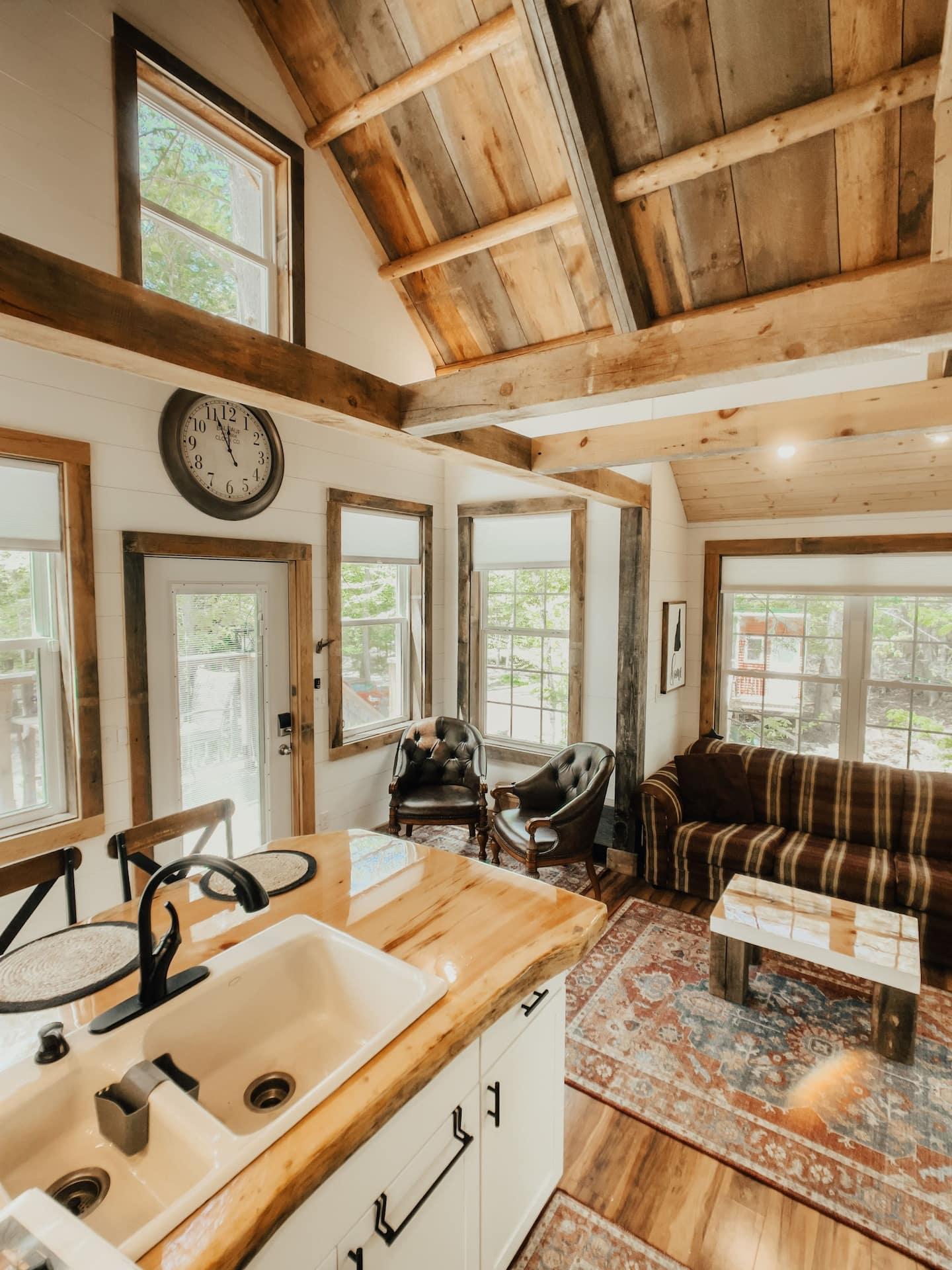 Treehouse New Hampshire