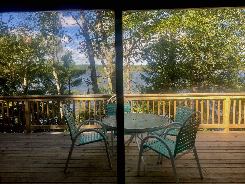 Cabin Airbnb Minnesota Treehouse