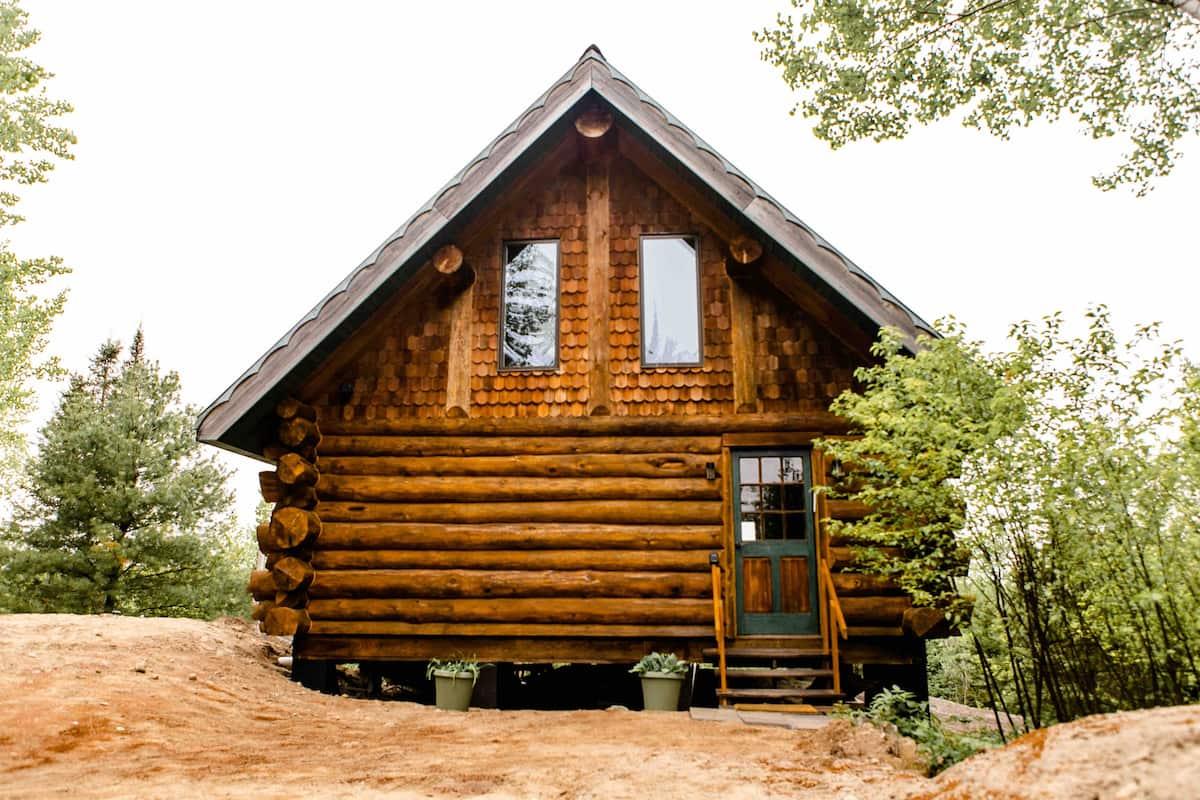 Ely Log Cabin