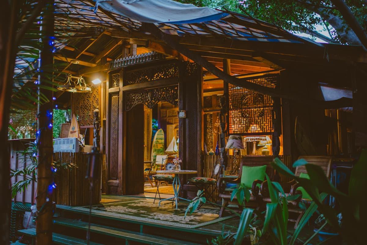 Kealakekua Bay Bali Cottage Hawaii