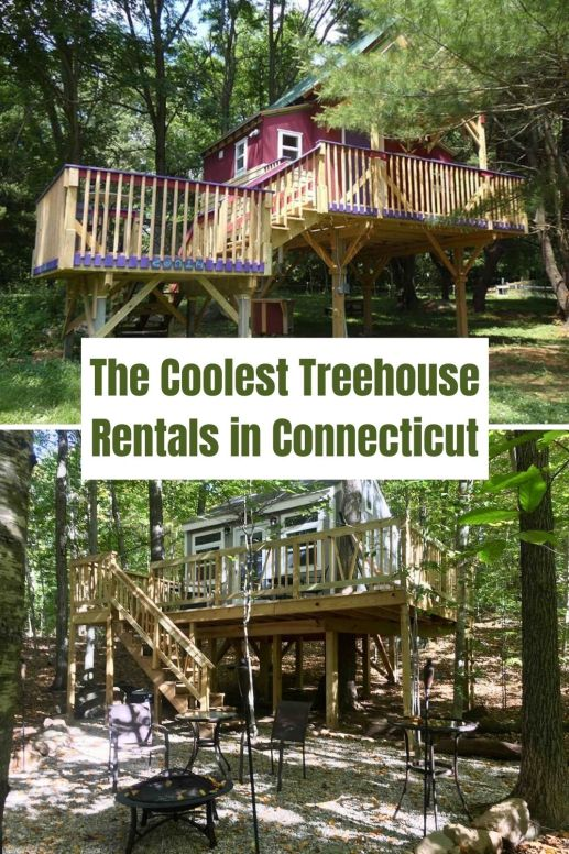 tree house rentals connecticut
