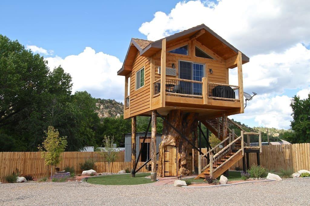 Best Treehouse Rental Utah
