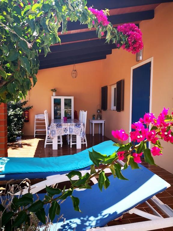 Treehouse Rentals in Spain near Cala Sahona Beach