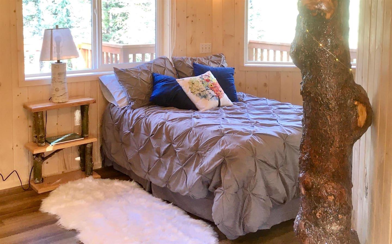 Treehouse Rentals in Alaska